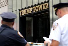 EE.UU.: hombre intentó lanzarse de Torre Trump en Chicago y pidió hablar con el presidente
