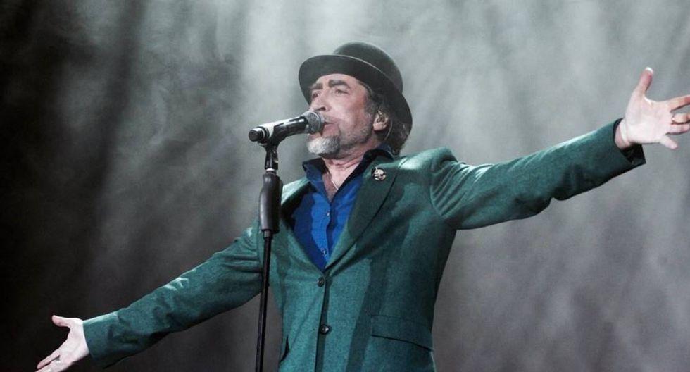 Operan exitosamente a Joaquín Sabina tras fuerte caída en concierto.
