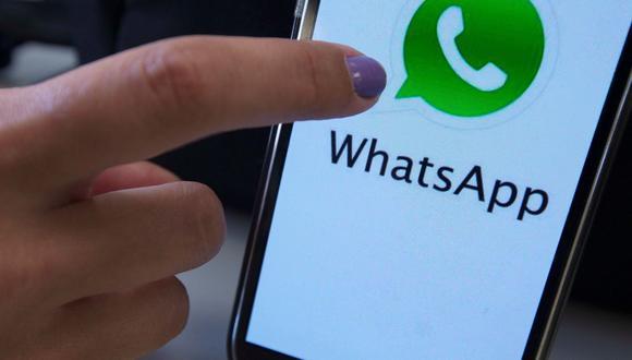 WhatsApp: Falso mensaje hace creer que es posible evitar los cambios en las políticas de app (EFE/ Marcelo Sayão).