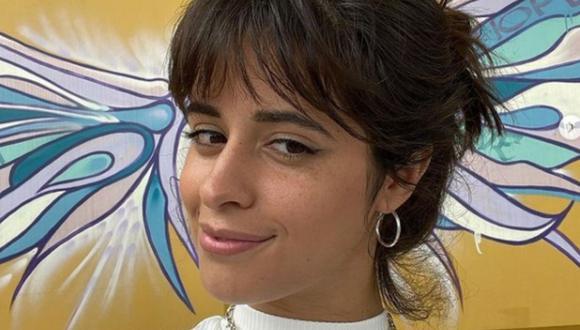 """La cantante se hizo conocida tras haber formado parte del grupo femenino """"Fifth Harmony"""" (Foto: Camila Cabello / Instagram)"""