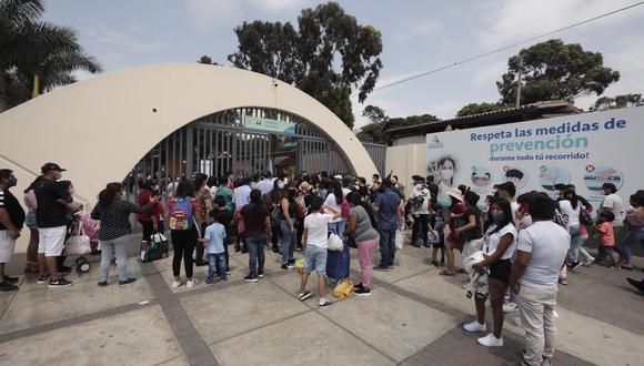 Lambayeque: Geresa sugiere prohibir el ingreso de menores de edad a centros comerciales (Foto referencial: GEC)