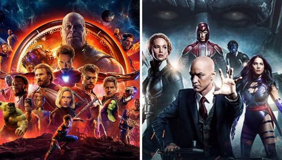 X-Men y Avengers, ¿será posible? (Foto: Facebook Marvel y X-Men)
