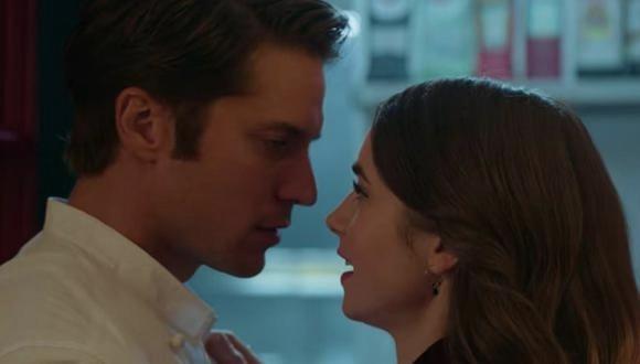 Ahora que Gabriel se quedará en París, ¿Emily aceptará salir con él y traicionará a su amiga Camille? (Foto: Netflix)