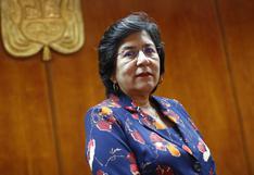 """Ledesma sobre investigación a Keiko Fujimori: """"Ha pasado buen tiempo y aún seguimos en imputaciones"""""""