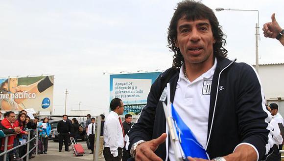 Francisco Pizarro pone el pecho tras derrota de Alianza Lima.