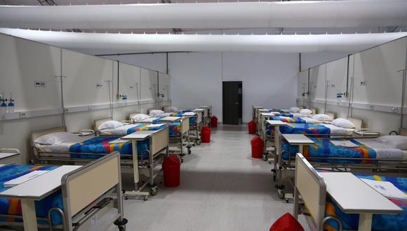 Ayacucho: se instalarán 100 camas de hospitalización para pacientes con COVID-19 (Foto referencial).