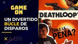 Deathloop: Un divertido bucle de disparos