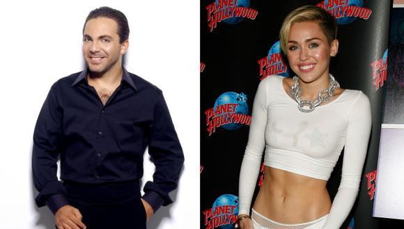 Cristian Castro dijo que le gustaría ser Miley Cyrus en versión mexicana. (USI)