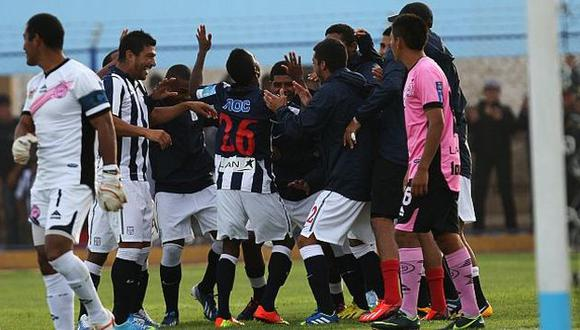 Alianza sacó una buena victoria en Huacho. (USI)