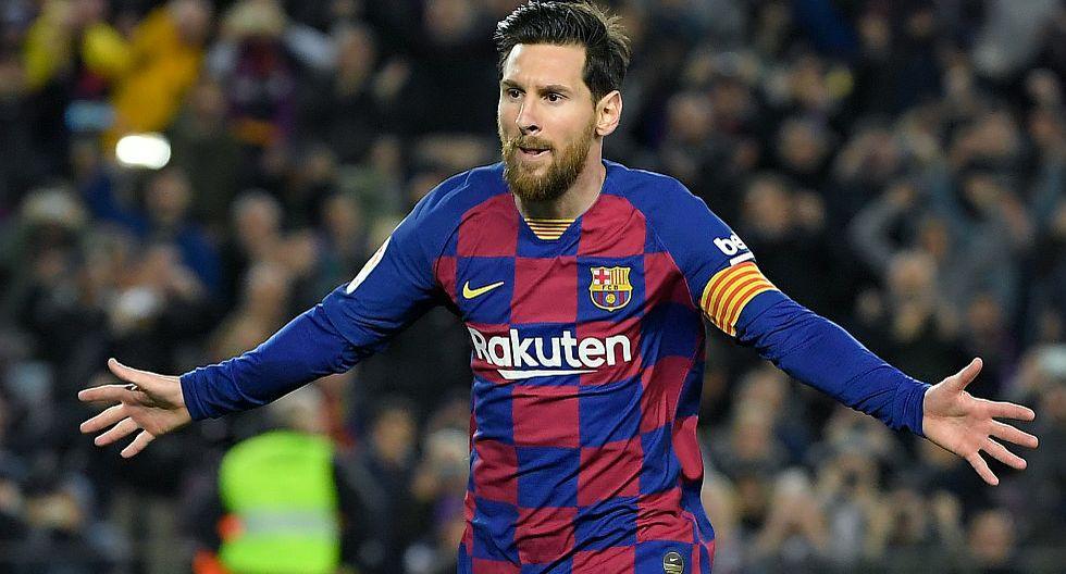 1.- Lionel Messi (FC Barcelona), con 142.4 millones de dólares. (Foto: AFP)
