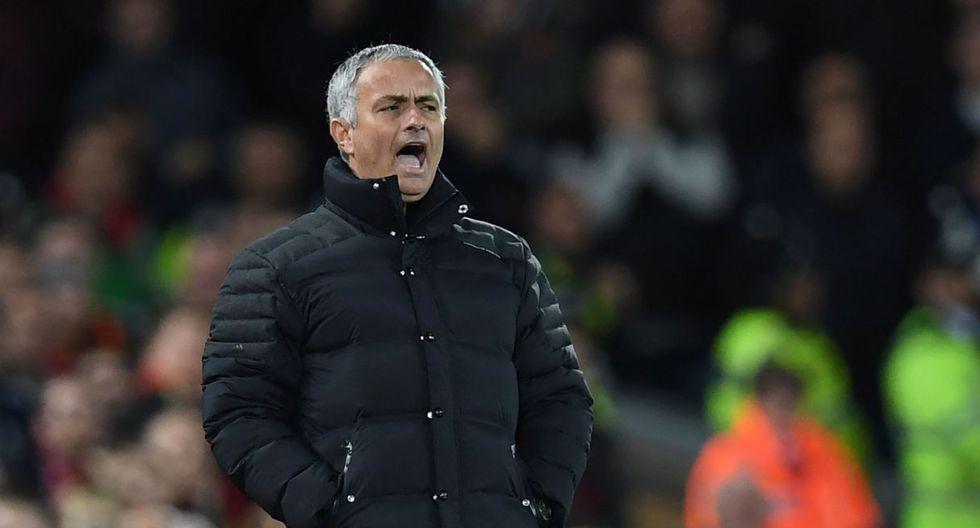 José Mourinho dirigió por última vez al Manchester United y fue echado en diciembre del año pasado. (Foto: AFP)