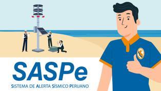 Defensa Civil anuncia el Sistema de Alerta Sísmica Peruano (SASPe)