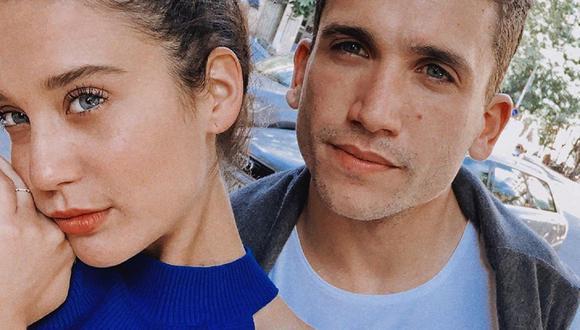 Jaime Lorente y María Pedraza terminaron su relación después de dos años. (Foto: @mariapedraza_)