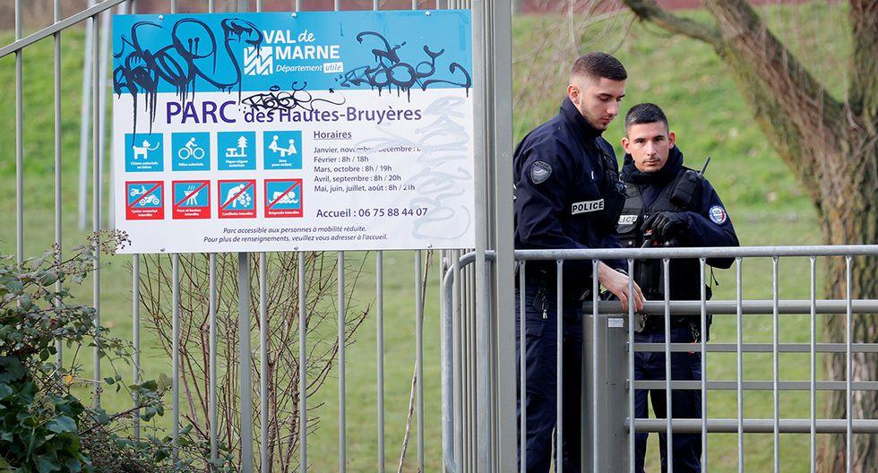 El atacante en París fue abatido por la policía, mientras que uno de los transeúntes atacados falleció. (Foto: Reuters)