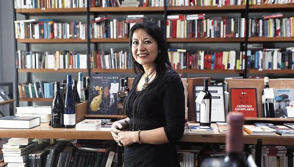Esta es la tercera novela publicada por Karina Pacheco. Originalmente fue editada en 2010. (Foto: César Campos/Archivo GEC)