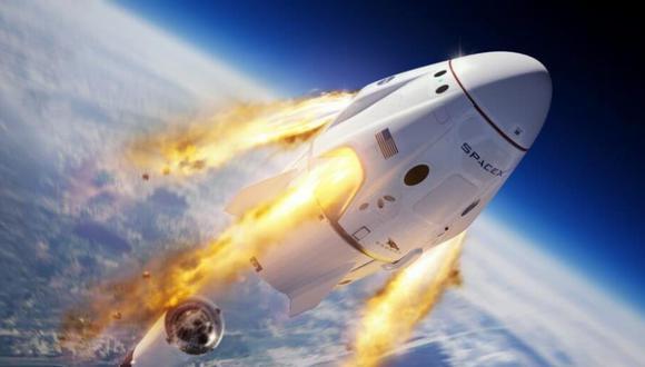 Enviar a un astronauta a Marte y poner a Tom Cruise son algunos de los objetivos de SpaceX, la empresa espacial del sudafricano Elon Musk. (SpaceX)
