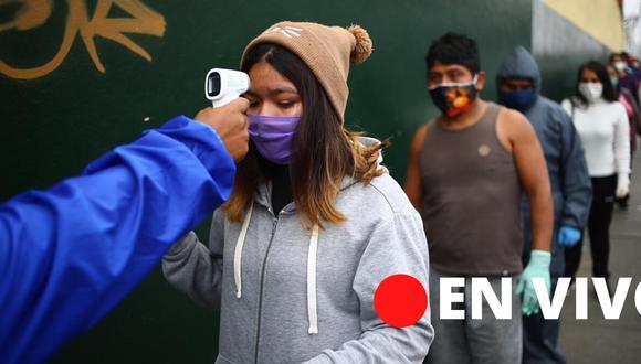 Perú21 te informa sobre las últimas noticias de hoy 26 de mayo EN DIRECTO sobre el coronavirus en Perú. (Foto: Hugo Curotto/GEC)