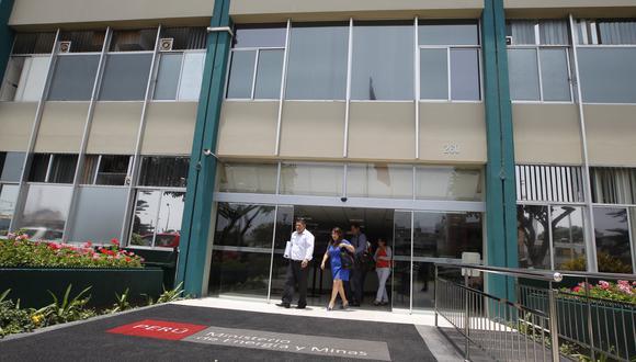 El Poder Ejecutivo nombró viceministro de Minas a Augusto Cauti Barrantes. (Foto: GEC)