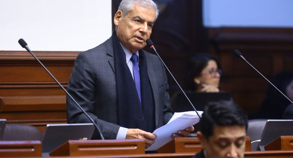 Ex presidente del Consejo de Ministros venía cumpliendo prisión preventiva desde el pasado 11 de diciembre. (Foto: Congreso de la República)