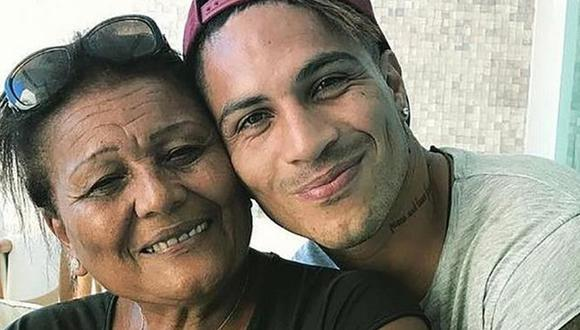 Guerrero le mandó un mensaje a Doña Peta por su día. (Foto: Instagram)