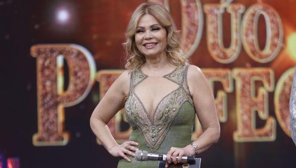 Gisela Valcárcel alista tres nuevos proyectos con GV Producciones para América TVpara el próximo año. (Foto: GEC)