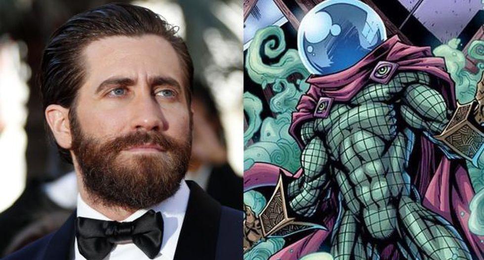 """Jake Gyllenhaal le daría vida a """"Mysterio"""" en""""Spider-Man: Far from home"""".(Foto: EFE/Marvel)"""