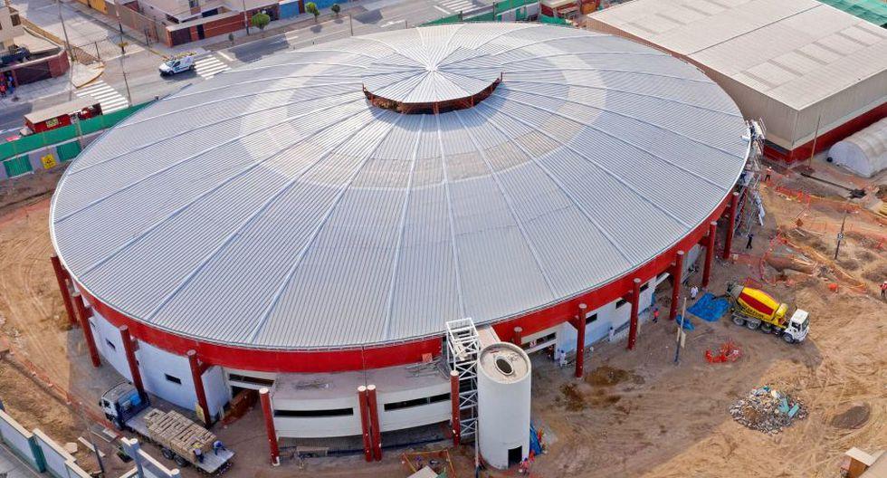 Las audiciones tendrán una duración de dos días. En la foto, la Villa Deportiva Regional del Callao: Coliseo Miguel Grau. (Foto: Lima 2019)