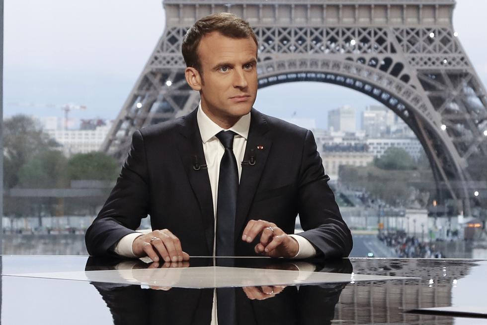 Francia descarta que le haya declarado la guerra a Siria. (AFP)