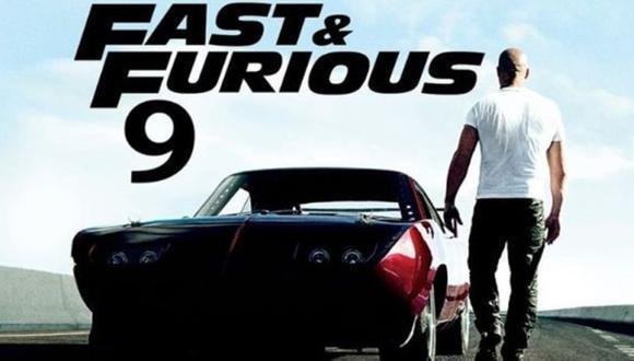"""""""Rápidos y furiosos 9"""" se estrenará el 2 de abril de 2021 (Foto: Universal Pictures)"""