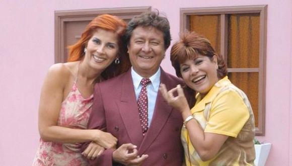 Mil Oficios es una teleserie peruana que fue producida y dirigida por Efraín Aguilar para Panamericana Televisión, la cual fue emitida entre 2001 y 2004. (Foto: Panamericana TV)