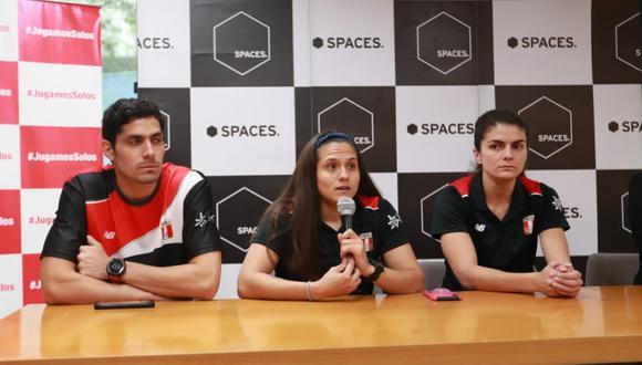 Los deportistas peruanos se unieron y piden tener voz en el directorio del IPD. (Foto: Lino Chipana / GEC)