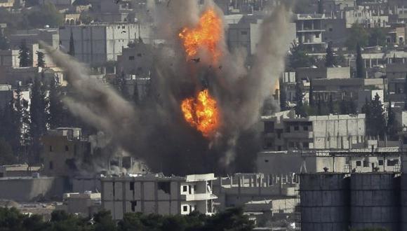 Al menos ocho yihadistas murieron durante los choques en Telol al Safa, ubicada en una zona limítrofe entre las provincias de Rif Damasco y Al Sueida. (Foto referencial: EFE)
