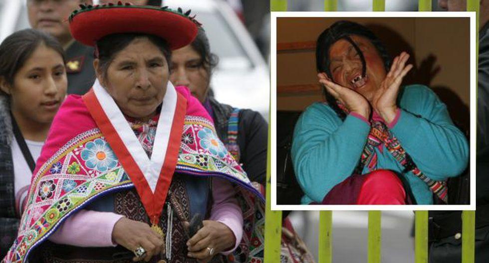 'La paisana Jacinta': Hilaria Supa pide a Frecuencia sacarla del aire. (USI)