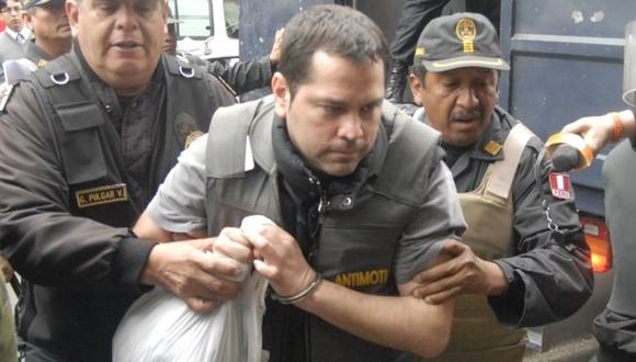 No se salvó. Sánchez Manrique es acusado de homicidio. (USI)