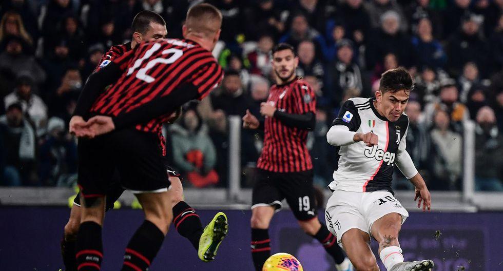 Las miradas durante el Milan-Juventus por la Copa Italia estarán puestas en dos de los mejores jugadores de los últimos 15 años: Cristiano Ronaldo y Zlatan Ibrahimovic. (Foto: AFP)