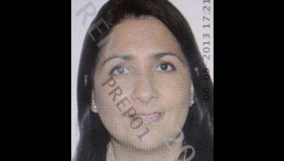 Daniela Maguiña es esposa del presidente de Emape, Álvaro Espinoza. (Difusión)
