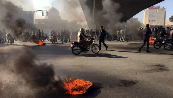 La República Islámica cerró prácticamente el acceso a internet el 16 de noviembre, al día siguiente del sorpresivo anuncio de aumentar un 200% el precio de los combustibles. (Foto: EFE)