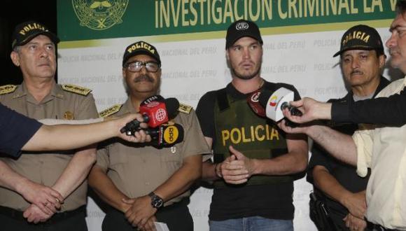 La autoridad edil se mostró indignado tras levantamiento de orden de captura a Elmo Ramos. (Foto: José Caja)