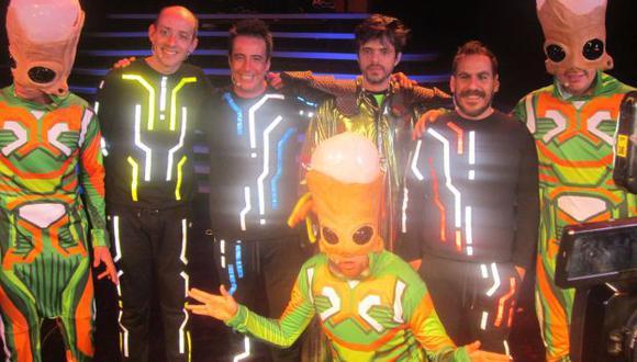 'Peruanos en el espacio' estrenará este viernes 21 de julio en el teatro Luiggi Pirandello. (Créditos: Mario Panta)