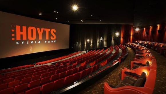 Chilefilms vendió operaciones de Cine Hoyts para evitar copar el mercado chileno. (Internet)