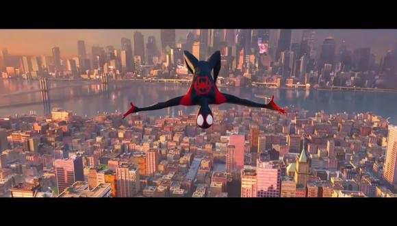 "Critics' Choice Awards 2019: ""Spider-Man: Into the Spider-Verse"" gana como Mejor película animada (Foto: Captura de pantalla)"