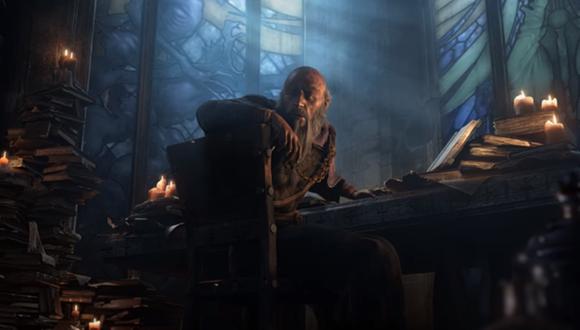 Ahora podremos probar los poderes de Deckard Cain, un nuevo personaje de Heroes of the Storm de Blizzard.