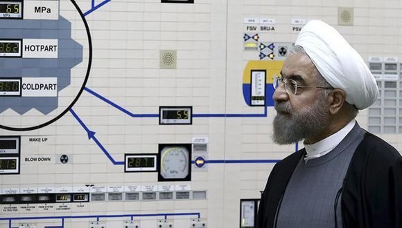 """Irán podría enriquecerse de uranio hasta un 5% con fines """"pacíficos"""". (AP)"""