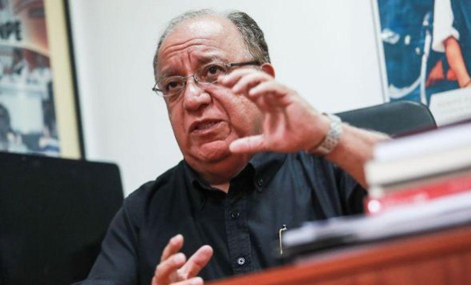 Tuesta Soldevilla señaló que quienes deben preocuparse con reformas son los partidos cascarones y no los partidos realmente establecidos. (Foto: GEC)