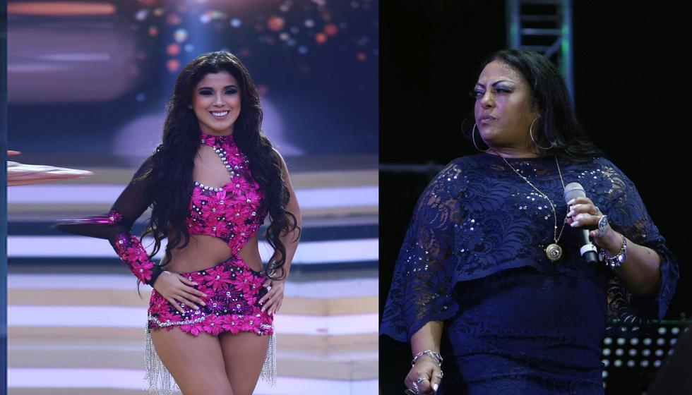 """La India sobre Yahaira Plasencia: """"Es más de bailarina y vedette"""". (GEC)"""