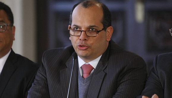 Castilla negó injerencia del MEF en temporadas de pesca. (David Vexelman)