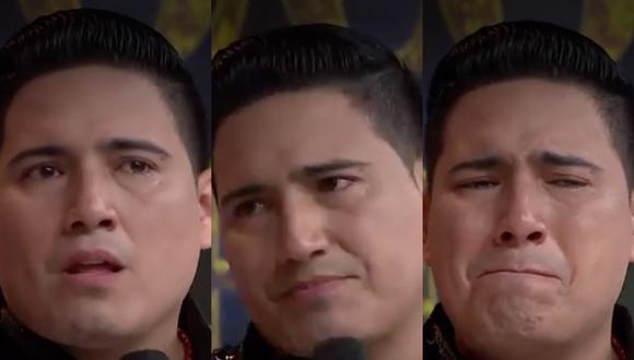 Pedro Loli rompe en llanto y pide perdón a su familia tras escándalo de infidelidad (Foto: capturas vídeo)