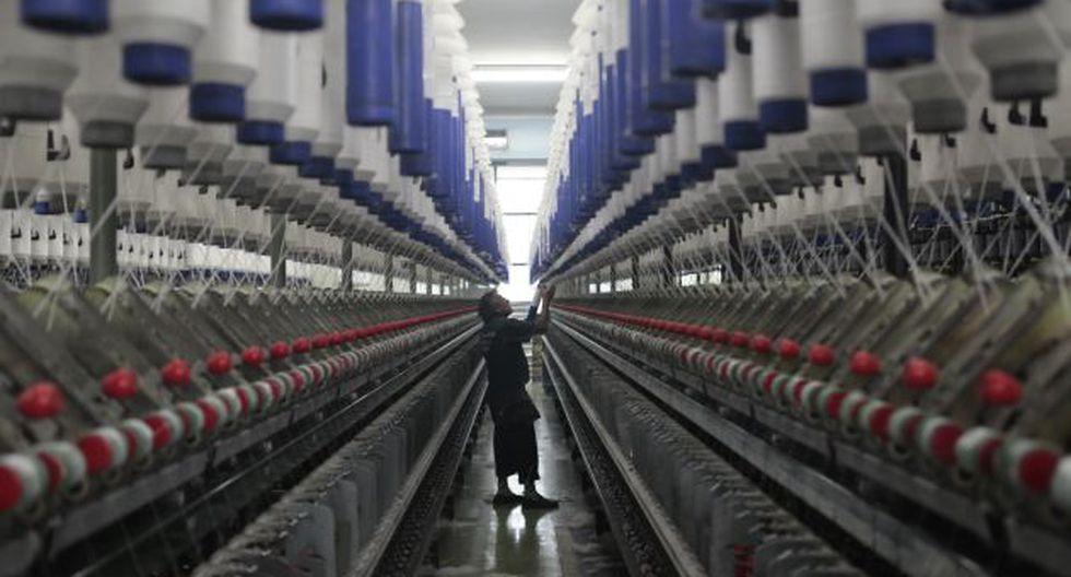 La industria local no despega debido a la caída de la demanda externa y también por la menor inversión local. (USI)