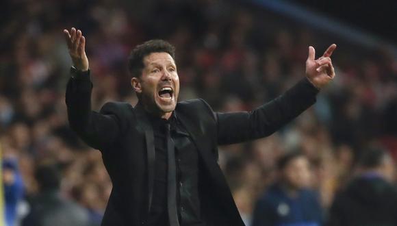 Atlético de Madrid empató 1-1 con Qarabag en España.(REUTERS)