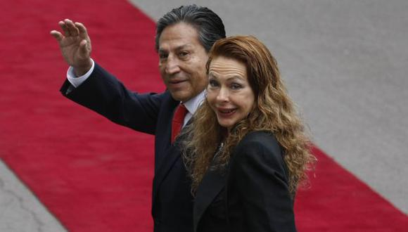 Toledo pensaba residir en casa de Las Casuarinas junto a su esposa y su hija. Todo fue previo a la campaña electoral. (USI)